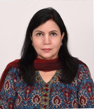Zahida Parveen (Secretary)